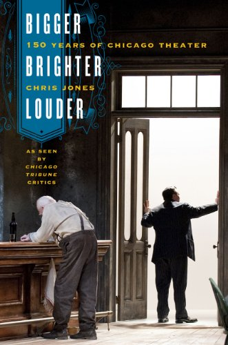 Bigger, Brighter, Louder By Chris Jones