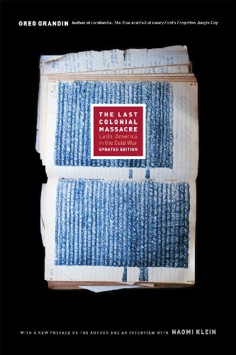The Last Colonial Massacre By Greg Grandin