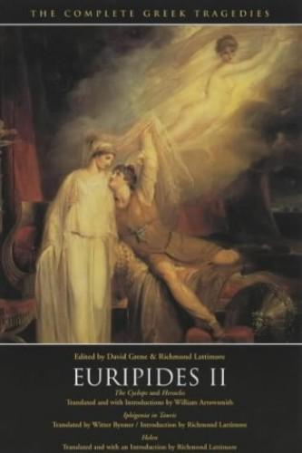 The Complete Greek Tragedies By David Grene