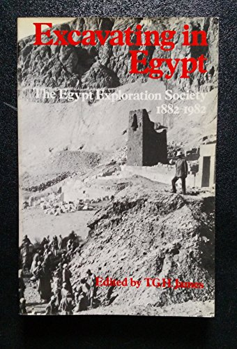 James: Excavating in Egypt (Pr Only) By James