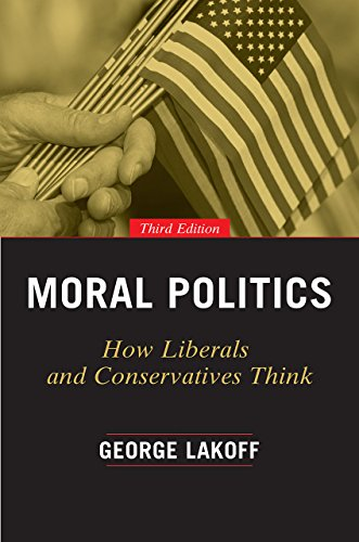 Moral Politics By George Lakoff