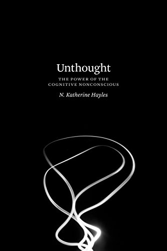 Unthought By N. Katherine Hayles