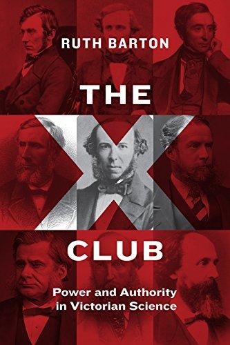 The X Club By Ruth Barton