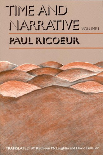 Time and Narrative By D. Pellauer