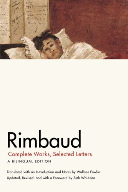 Rimbaud By Jean Nicholas Arthur Rimbaud