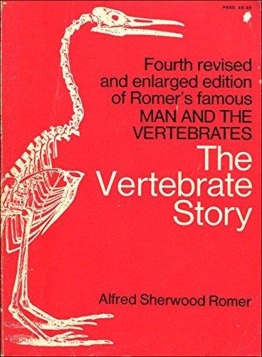 The Vertebrate Story By Alfred Sherwood Romer