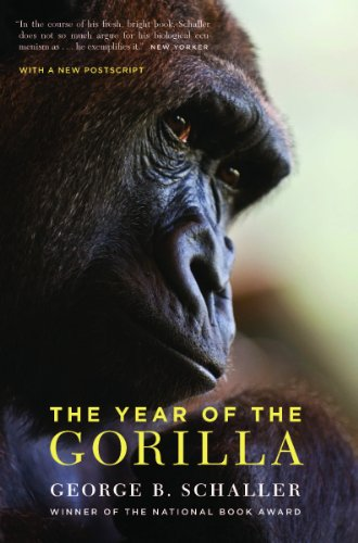 The Year of the Gorilla By George B Schaller