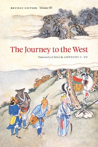 The Journey to the West, Revised Edition, Volume 3 By Anthony Yu
