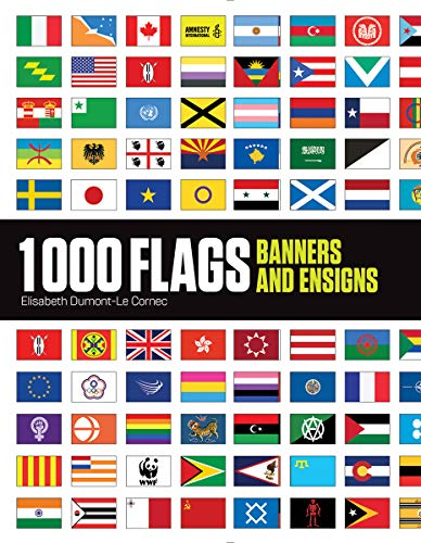1000 Flags By Elisabeth Dumont-Le Cornec