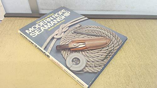 Modern Rope Seamanship By Colin Jarman