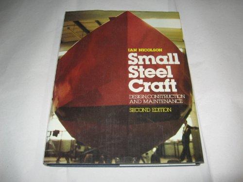 Small Steel Craft By Ian Nicolson