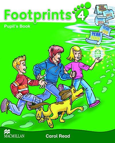 Footprints 4 Pupil's Book Pack By Carol Read