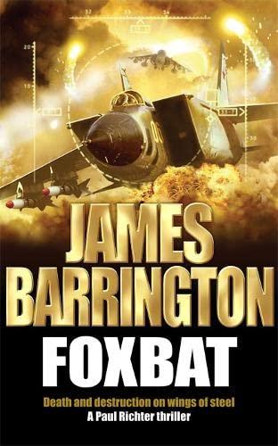 Foxbat By James Barrington