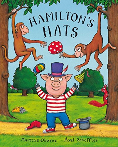 Hamilton's Hats By Martine Oborne