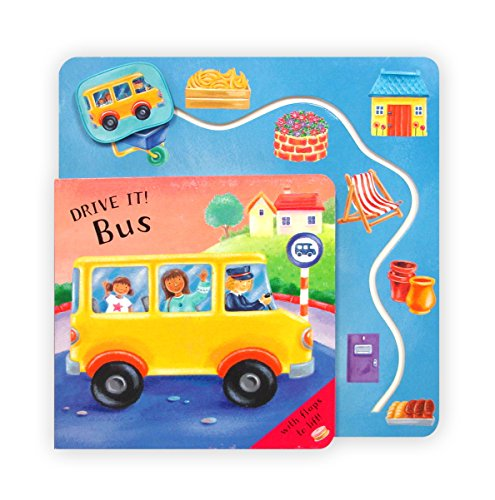 Drive It! Bus by Illustrated by Claire Henley