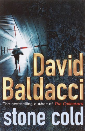 Stone Cold (The Camel Club) By David Baldacci
