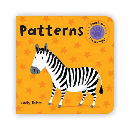 EMBOSSED BOARD BOOKS: Patterns By Emily Bolam
