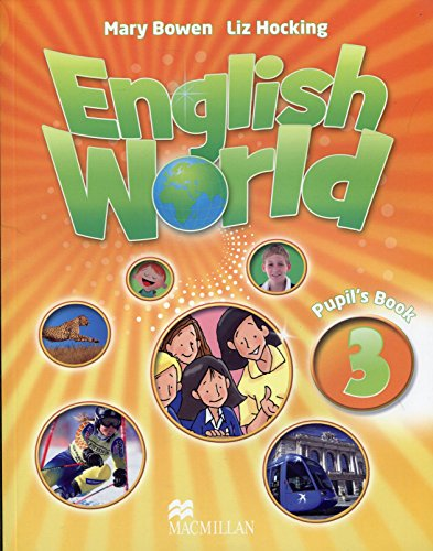 English World 3 Student Book By Liz Hocking