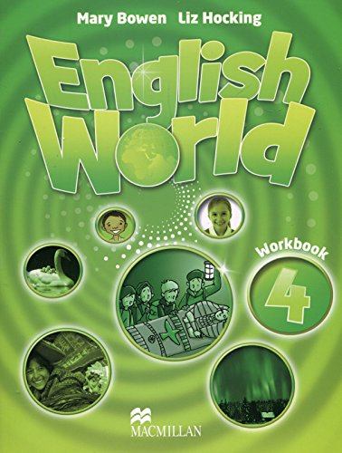 English World 4 Workbook By Liz Hocking