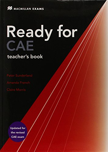 Ready for CAE Teacher's Book 2008 By Roy Norris