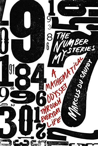Number Mysteries By Marcus Du Sautoy