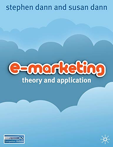 E-Marketing By Stephen Dann
