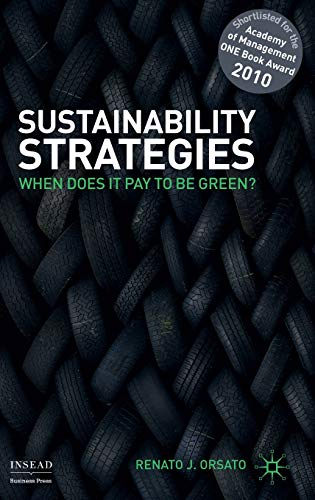 Sustainability Strategies By R. Orsato