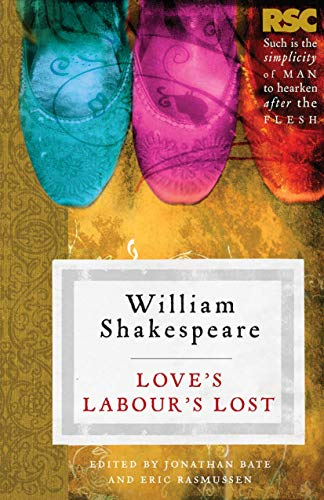 Love's Labour's Lost By Eric Rasmussen
