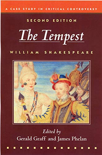 The Tempest By Edited by Gerald Graff