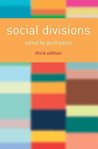 Social Divisions By Geoff Payne
