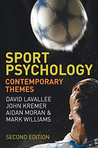Sport Psychology By David Lavallee