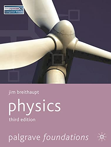 Physics By Jim Breithaupt