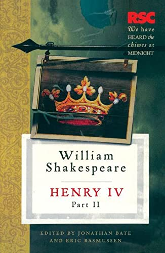 Henry IV, Part II By Eric Rasmussen