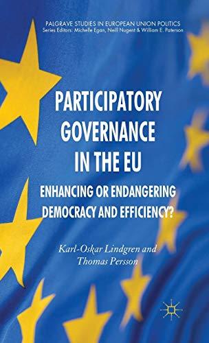 Participatory Governance in the EU By Karl-Oskar Lindgren