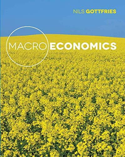 Macroeconomics By Nils Gottfries
