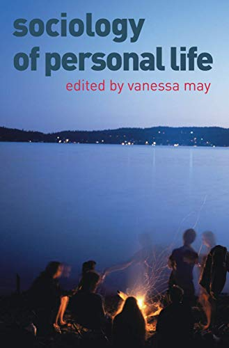 Sociology of Personal Life by Vanessa May