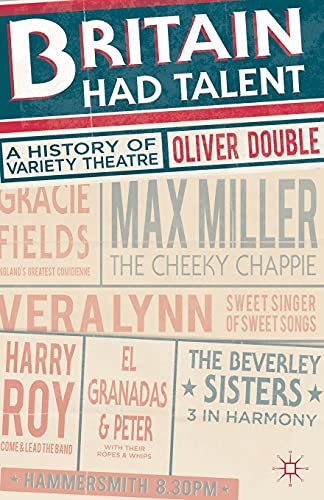 Britain Had Talent By Oliver Double