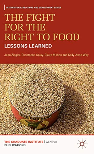 The Fight for the Right to Food By Jean Ziegler