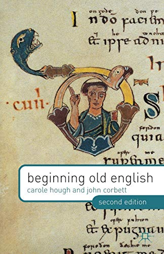 Beginning Old English By Carole A. Hough