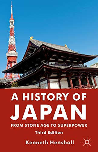 A History of Japan By K. Henshall