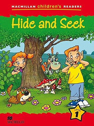 Macmillan Children's Reader Hide and Seek Level 1 By Paul Shipton