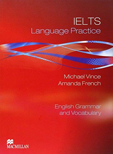 IELTS Language Practice Student's Book By Vince Michael