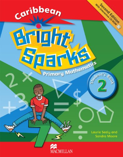 Bright Sparks 2nd Edition Students Book 2 with CD-ROM By Laurie Sealy