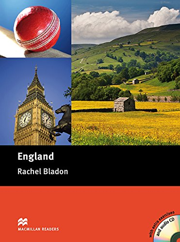 Macmillan Cultural Readers - England with Audio CD by Rachel Bladon