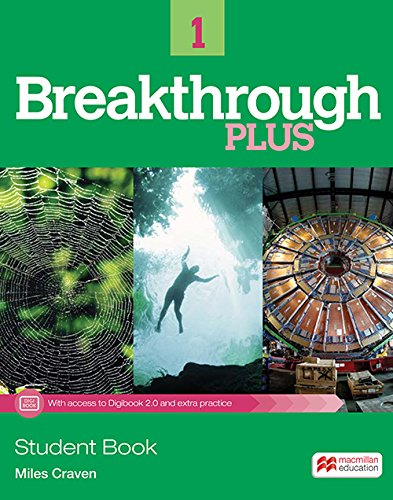 Breakthrough Plus Student's Book + Digibook Pack Level 1 (Bre... by Miles Craven