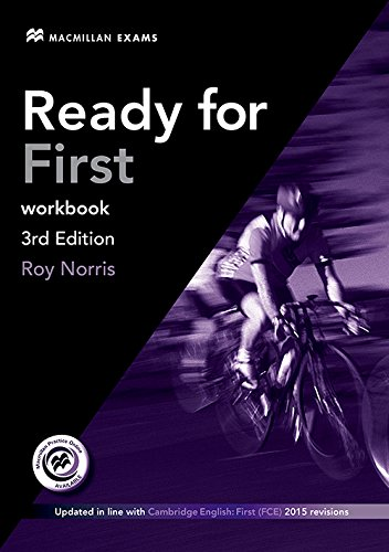 Ready for First 3rd Edition Workbook + Audio CD Pack without Key By Roy Norris