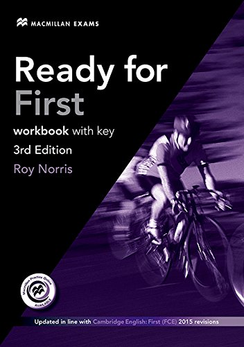 Ready for FCE Workbook (+ Key) + Audio CD Pack By Roy Norris
