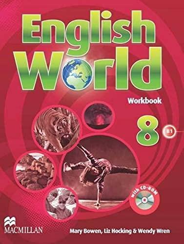 English World Level 8 Workbook & CD Rom By Liz Hocking