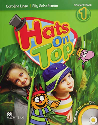 Hats On Top Level 1 Student Book Pack By Caroline Linse