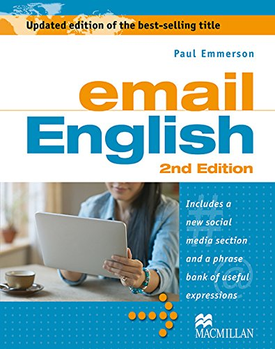 Email English 2nd Edition Book - Paperback By Paul Emmerson